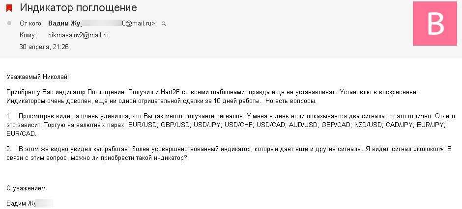 Вадим о Hart2F 30.04.15